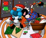 Bagbeans Christmas Cards by SonGoku-Monkey