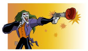 Joker by Boky44