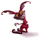 Day 529. Aaahh!!! Real Monsters by Cryptid-Creations