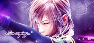 Lightning FFXIII-2_signature by MissCaelum
