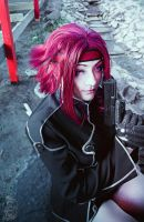 Code Geass. Kallen Kozuki. Best soldier by SarinaAmazon
