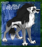 Taven by DrMario64