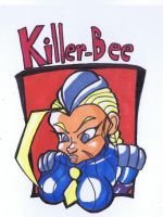 Killer-Bee by Lance-Murray