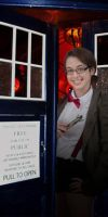 Tora-Con 2013 Femme 11th Doctor by lpupppy288