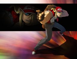 Legendary Hungry Wolf by PioPauloSantana