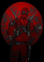Deadpool  by djog