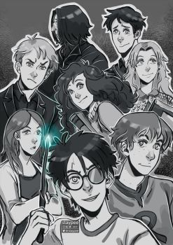 Happy 20th Harry! by staypee