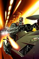 Ghost Rider 2099 by fernandogoni