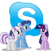 skype icon - twilight sparkle by spikeslashrarity