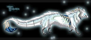 Dragon Creature Auction CLOSED by TaraviAdopts
