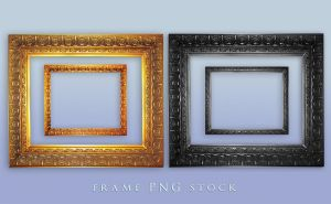 Frame png Stock by Wesley-Souza