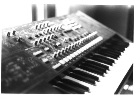 Korg MS2000 by McPorkChoppy