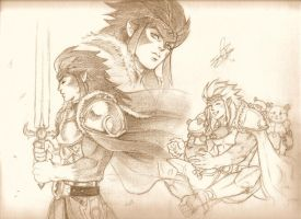 More Sketchs by ClAyMoRe--MiRiA