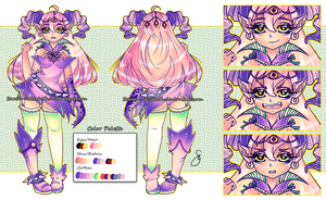 Adoptable Auction: Demon Girl.[CLOSED] by Sarah--Elizabeth