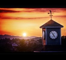 Clock ToweR by MRBee30
