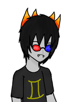 Sollux by imminentCataclysm
