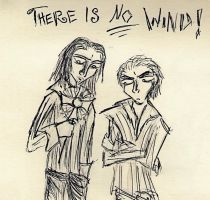 There Is No Wind by MichellePrebich