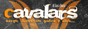 new blog banner by cavalars