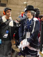 more pook with cosplayers by japookins