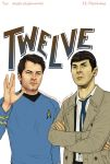 Supernatural+Star Trek - TWELVE by Kumagorochan
