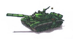T-72 by Sanity-X