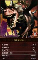 Red Dragon by KilaliPop