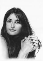 Penelope Cruz by Tarsanjp