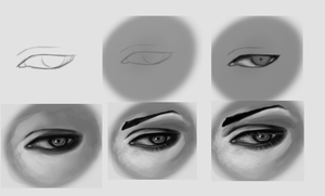 :Basic Eye Tutorial: by SeikouChan