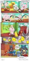 Pokemon Trainer 8 - Page 37 by MisterPloxy