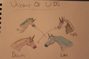 Unicorns of UDS by OceanLore