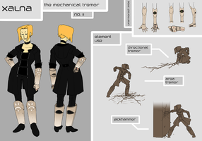 The Mechanical Tremor - mk III by hyperionwitch