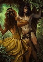 nihil and cophiah by harteus