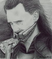 The God of Mischief by MorganBlindness