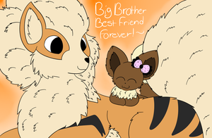 Big Brother Best Friend by CocoaAkeelahKitten