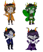 [C]: Crayon Cheebs Batch 6 by TheShatteredParadox
