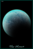 The Planet I by nfedu