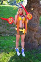 Rikku 03 by KillerGio
