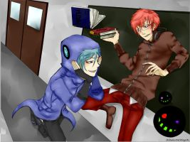 TSUNDERE y MANIACO by T.G by xXxDemonNoWingsxXx