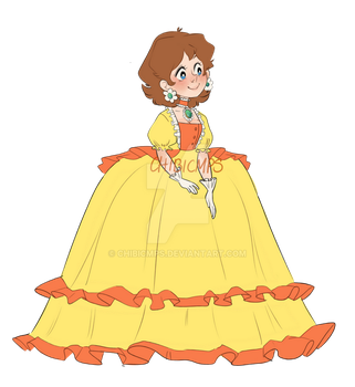 Daisy by Chibicmps