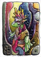 ACEO No008 by LaughtonMcCry