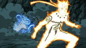But Naruto dodged Raikage A's punch by TheBoar