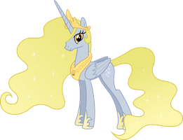 Princess Derpy by MawsCM