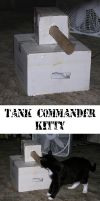 Tank commander by lockstock