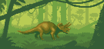 Triceratops by Phoenix-849