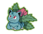A wild Ivysaur appeared! by Pikachugirl345