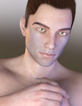 Sneak Preview: Beautiful Skin Genesis 3 Male by SickleYield