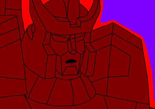 Galvatron Hate Plague by Darknlord91