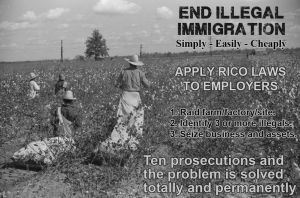 End Illegal Immigration by lester-the-quaestor