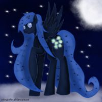 .: A Nightmare Star :. by ASinglePetal
