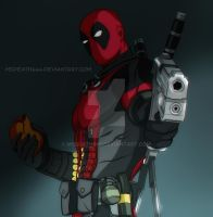 Deadpool by msdeath666